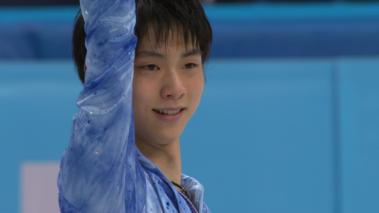 Every Yuzuru Hanyu performance at the Olympic Games