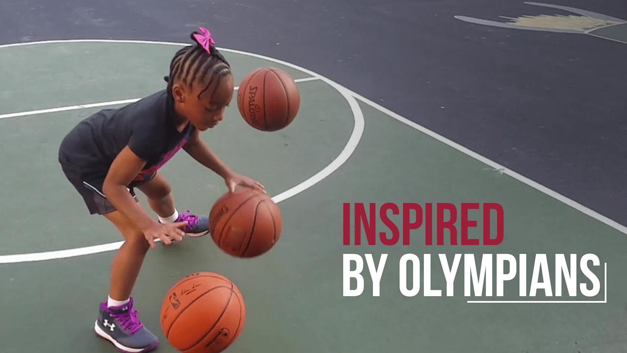 バスケットボール編 | Inspired by Olympians