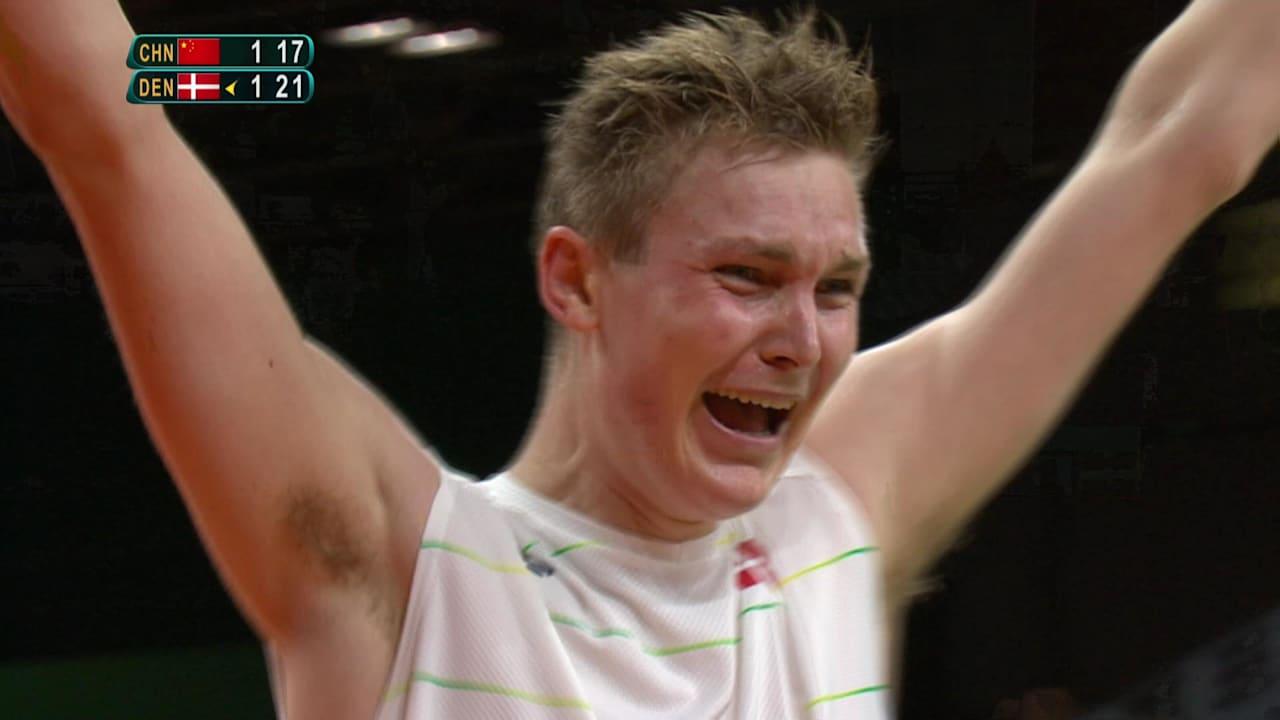 Axelsen grabs Badminton bronze