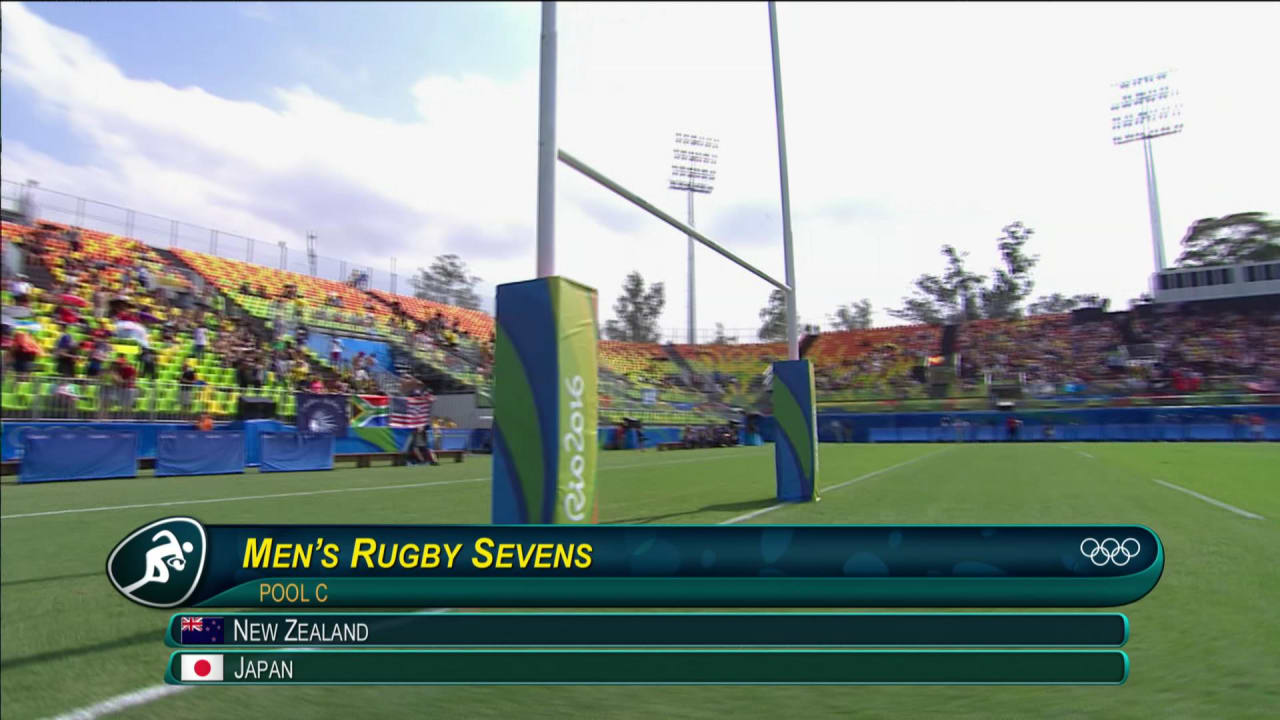 Japan shock New Zealand in Rugby Sevens group stage