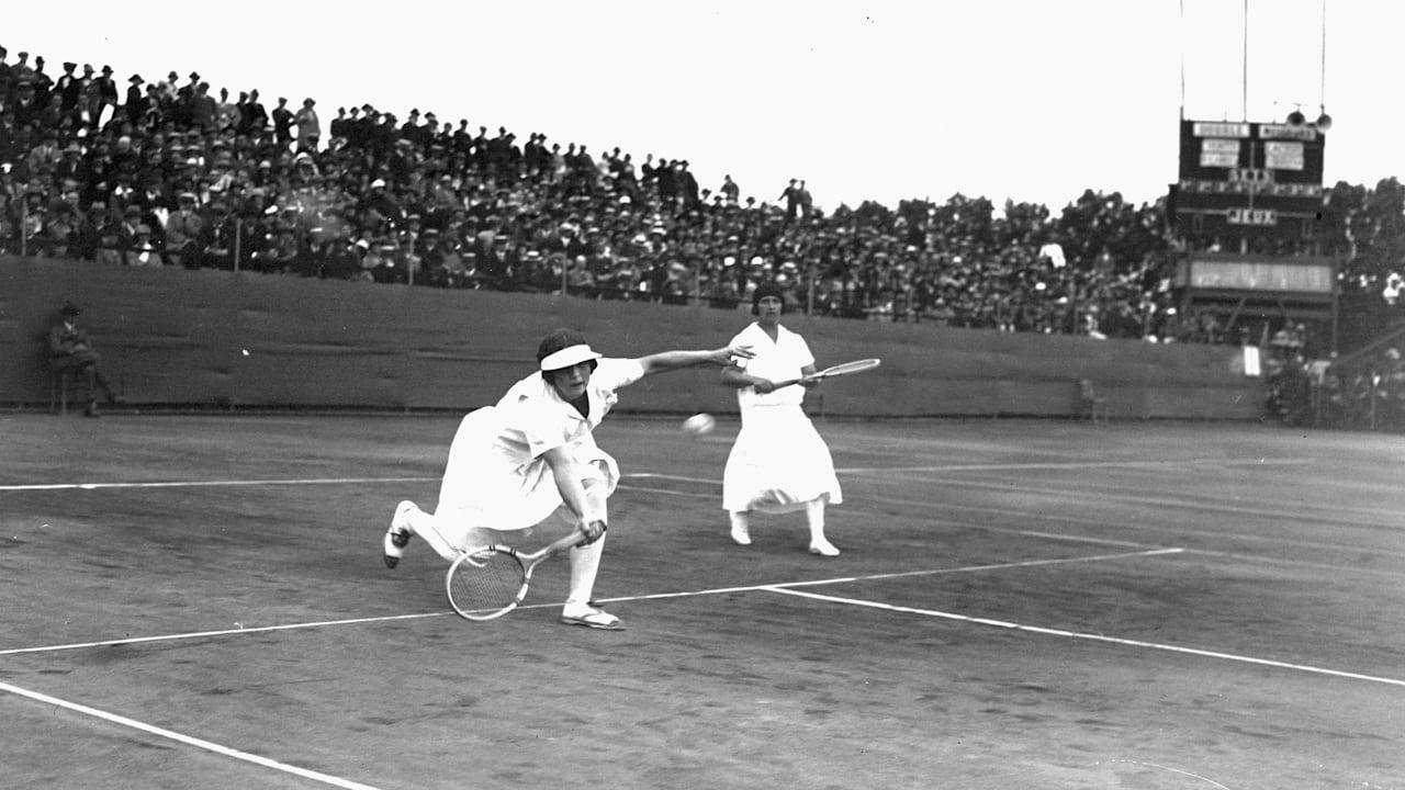 古き良き時代かから大きな変化を遂げたテニス