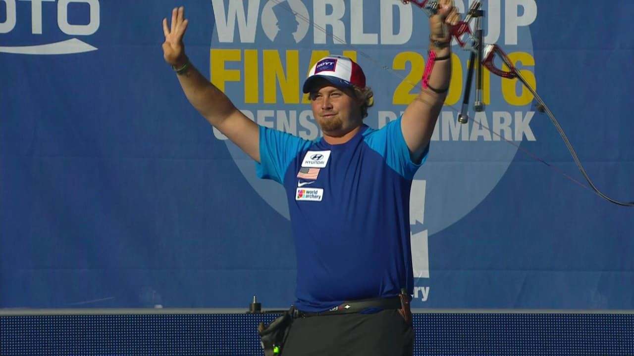 Ellison takes fourth World Cup Final title after shoot-off