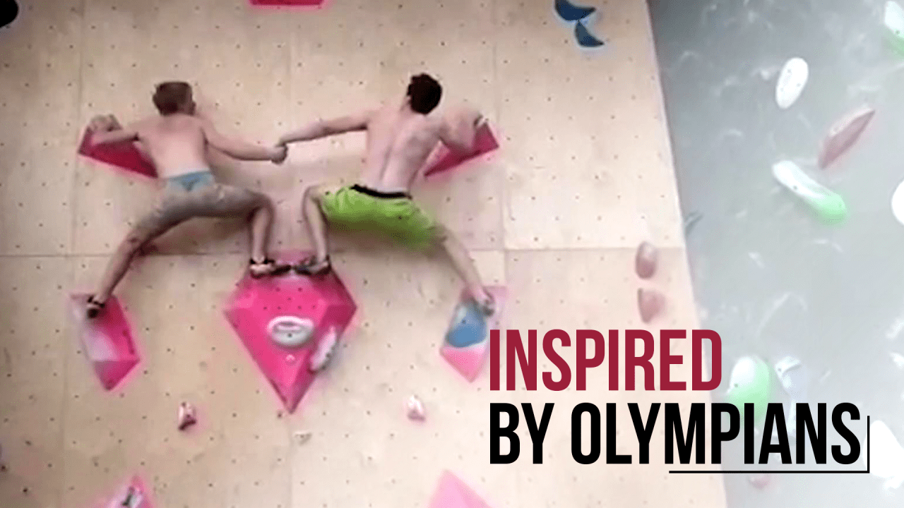 Sport Climbing Compilation I Inspired by Olympians