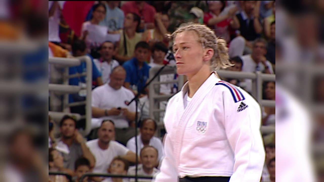 柔道:アテネ2004女子48kg級決勝
