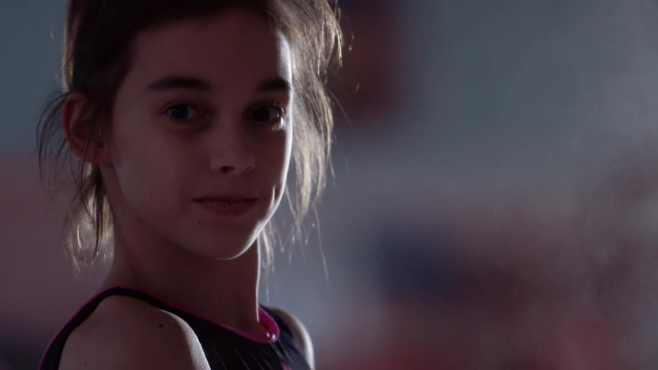 Italy's gymnastics future belongs to a 12-year-old phenomena