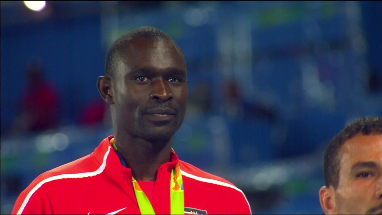 National anthem: The best of Kenya in Rio