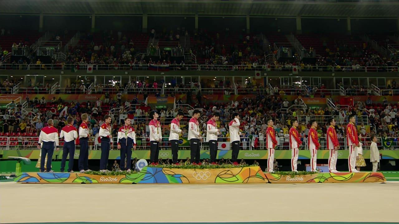 Gymnastics Artistic: Men's Team Final | Rio 2016 Replays