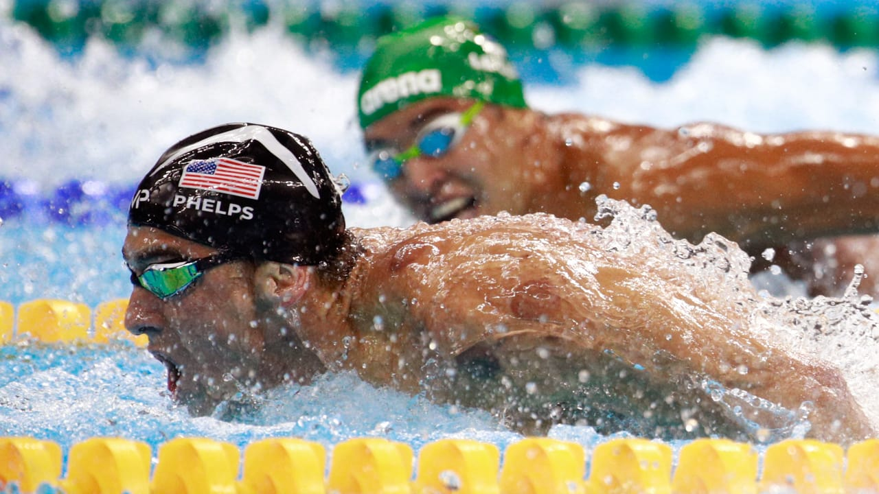 le Clos asks Phelps to come out of retirement