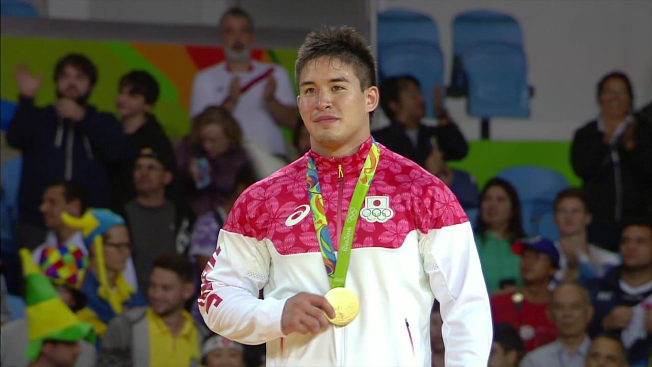 リオリプレイ:柔道男子90kg級決勝