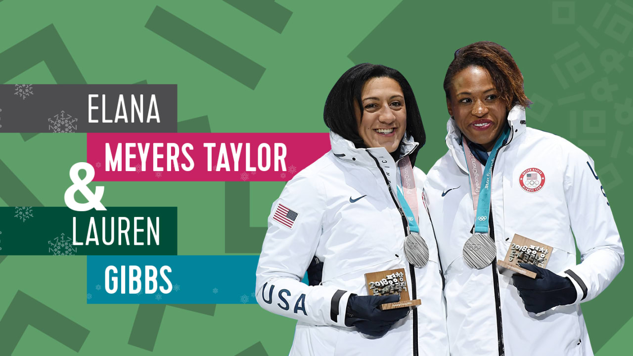 Elana Meyers Taylor & Lauren Gibbs: My PyeongChang Highlights