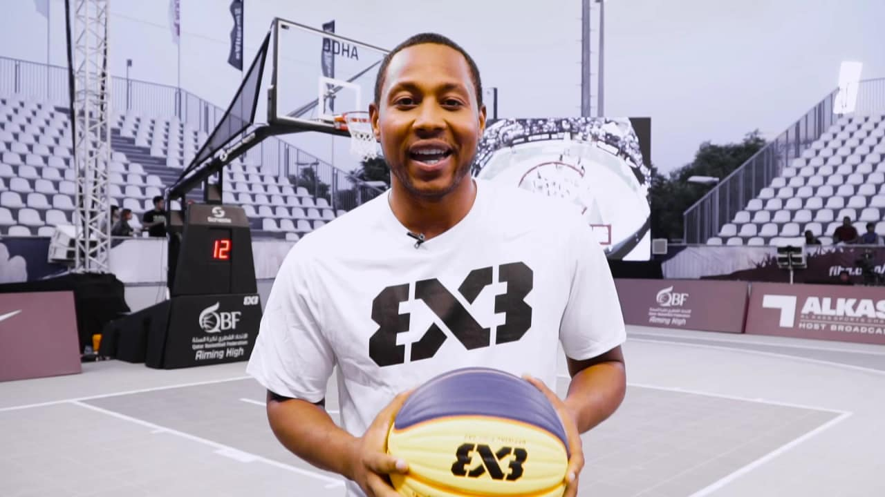 Basketball 3x3 explained
