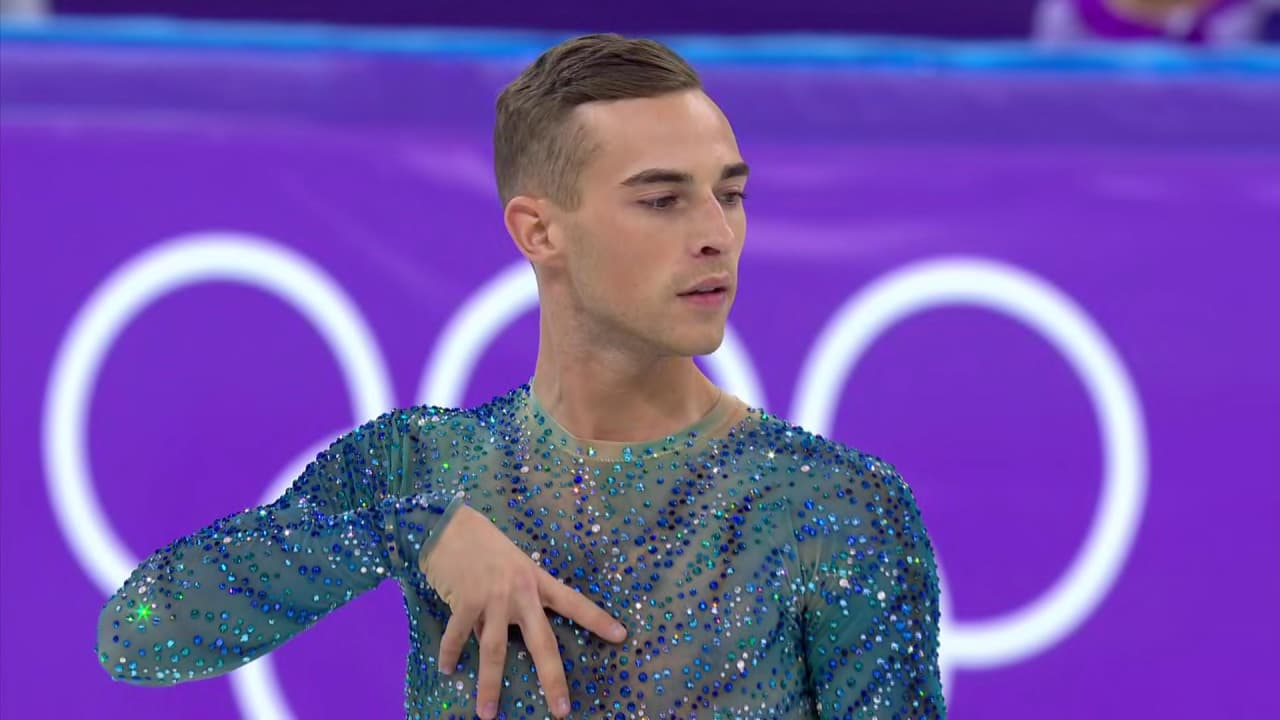 Adam Rippon (USA) - 10th Place | Men's Free Skating