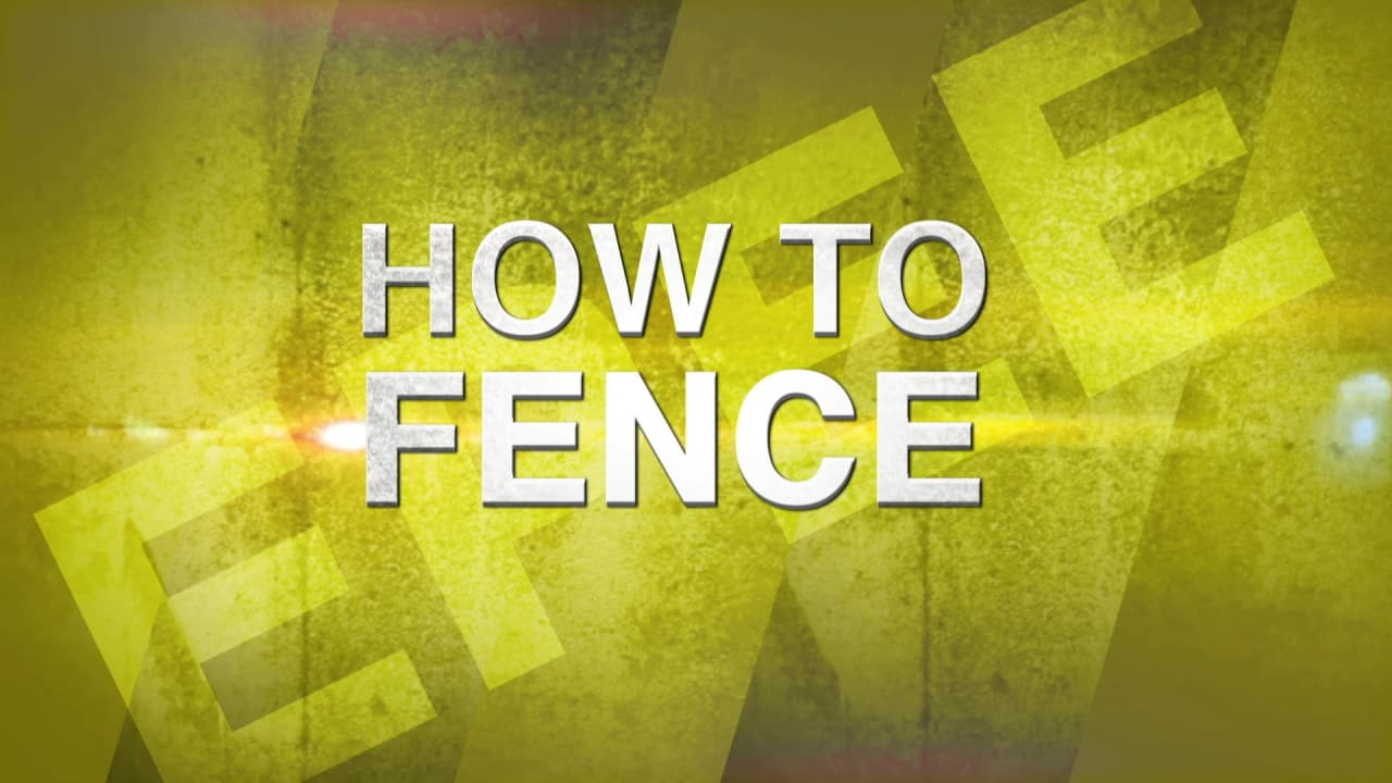 Rio Loves Fencing - How to Fence (Epee)
