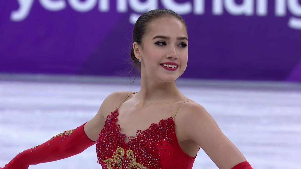 Alina Zagitova (OAR) - Gold Medal | Women's Free Skating