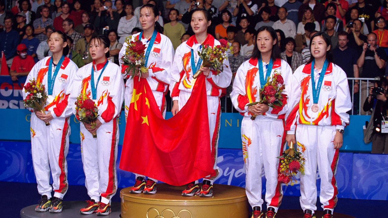 シドニー2000バドミントンで中国勢が表彰台を独占