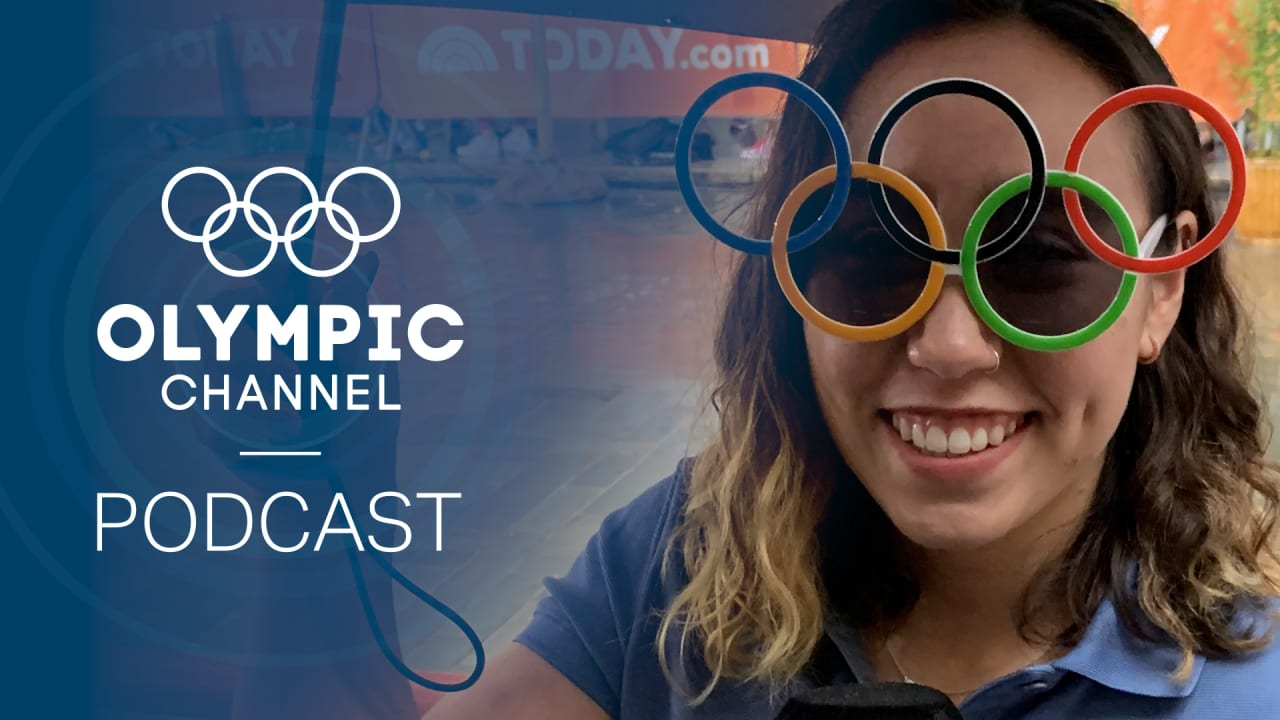 Podcast: Katelyn Ohashi takes on New York for #1YearToGo