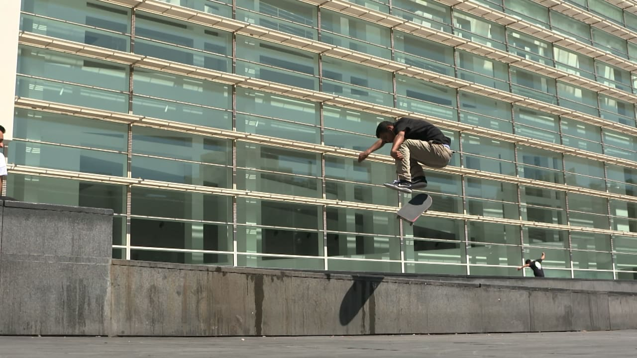 Barcelona 25-years on: A city paradise for skateboarders