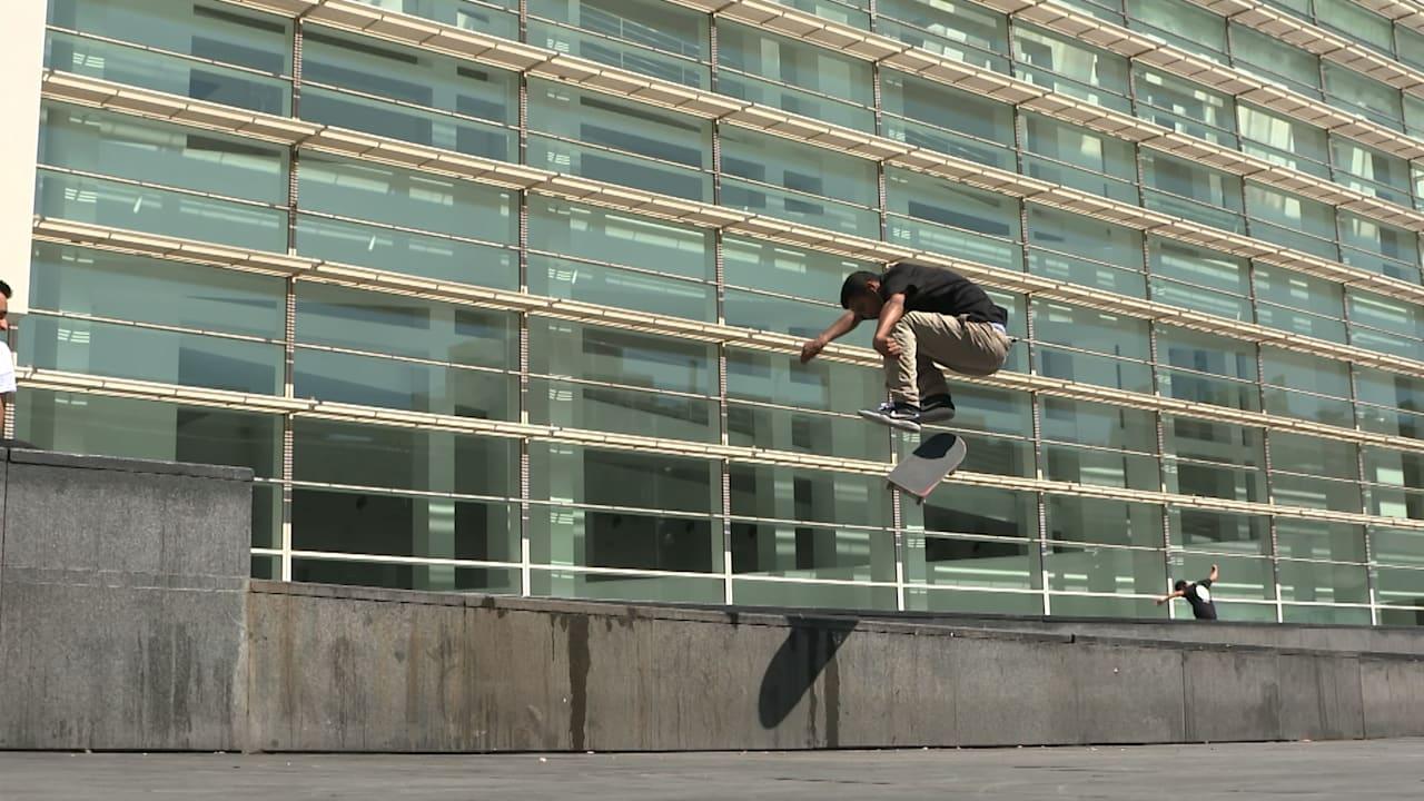バルセロナ1992から25年:スケートボーダーの楽園
