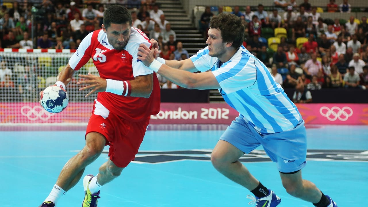 The beauty of Handball