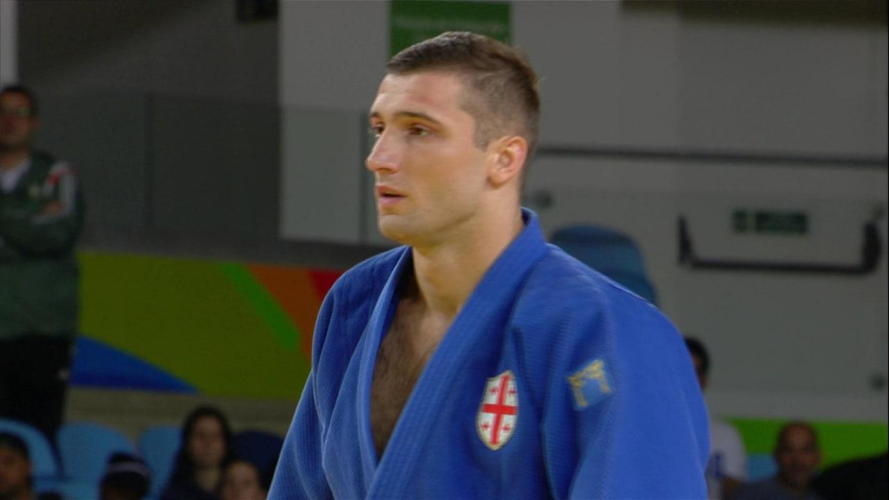 柔道:リオ2016男子90kg級決勝