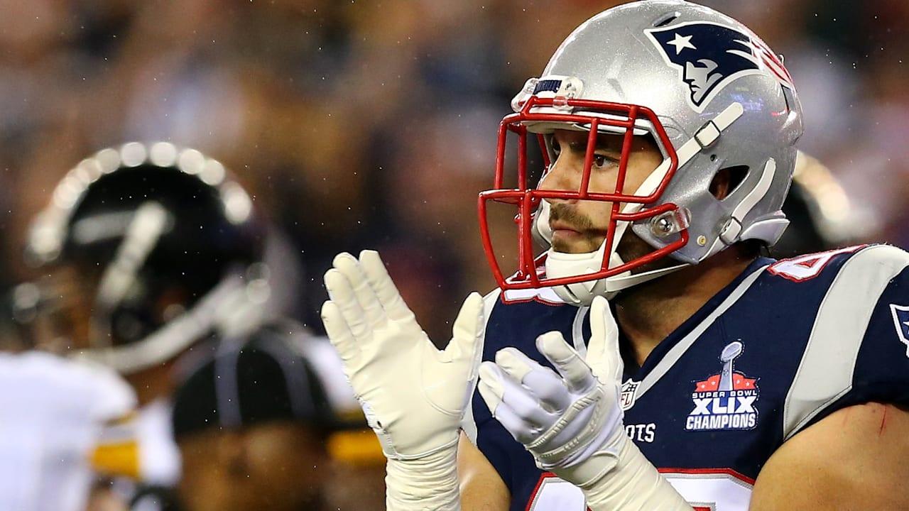 NFL champ Nate Ebner: