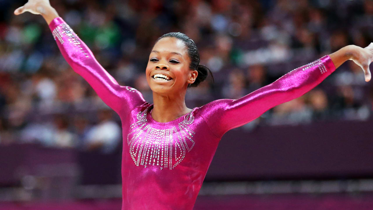 How well do you know: Gabby Douglas