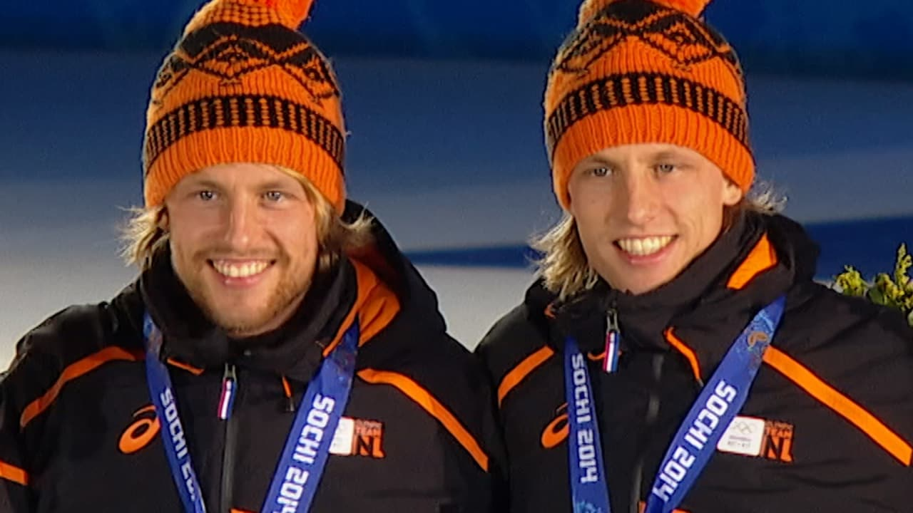 The Twins swapping Ice Skates for wheels in a bid for more Olympic glory