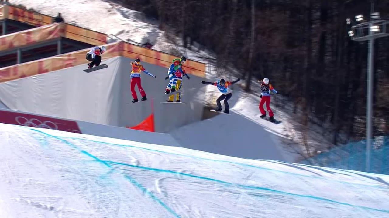 Women's Snowboard Cross Finals - Snowboard | PyeongChang 2018 Highlights