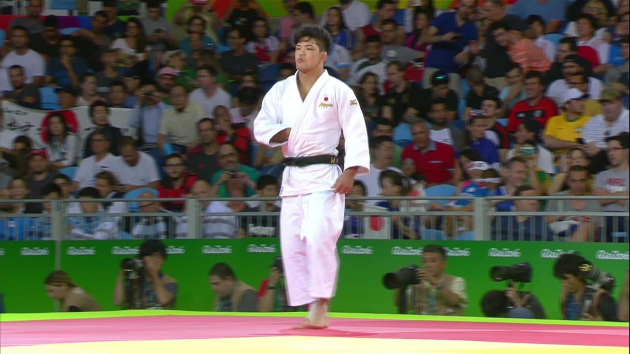 柔道:リオ2016男子73kg級決勝
