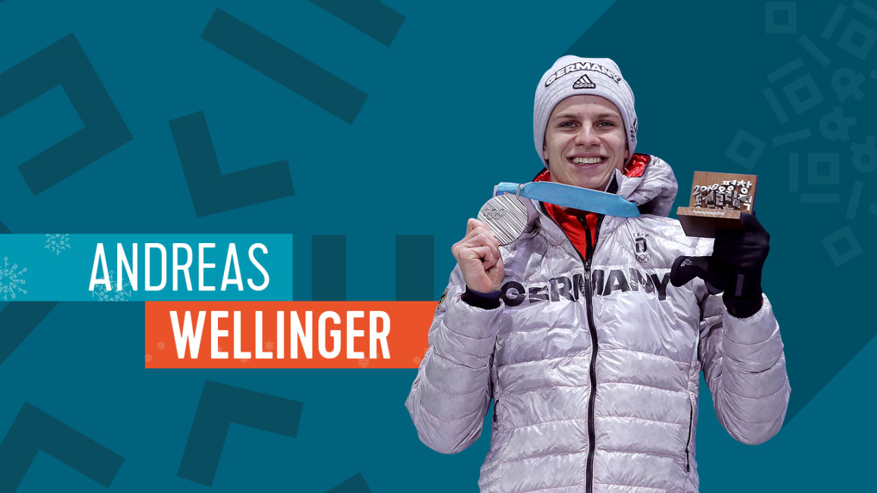 Andreas Wellinger: My PyeongChang Highlights