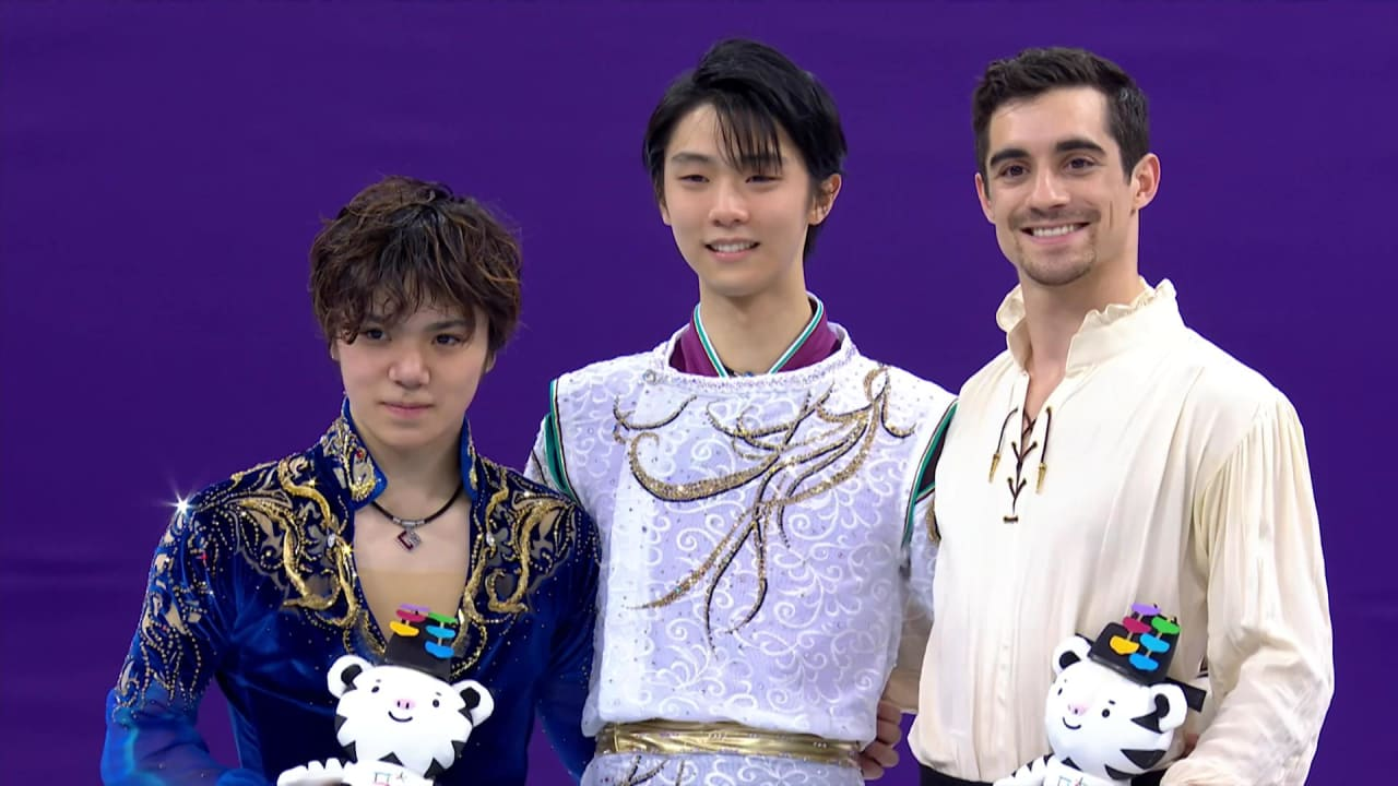 Javier Fernandez and Yuzuru Hanyu - Rivals... and Friends