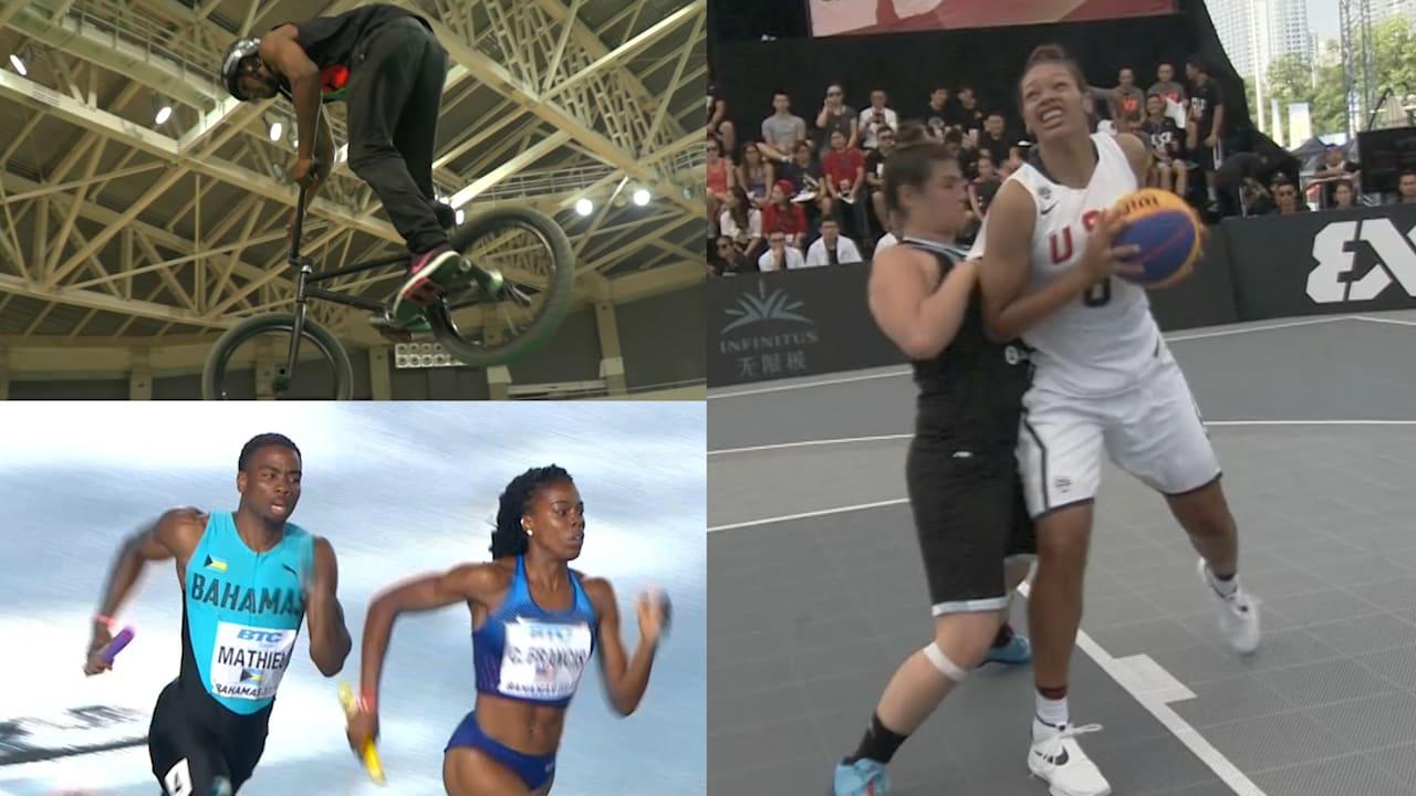2020年東京オリンピックで追加実施される新競技と新種目!