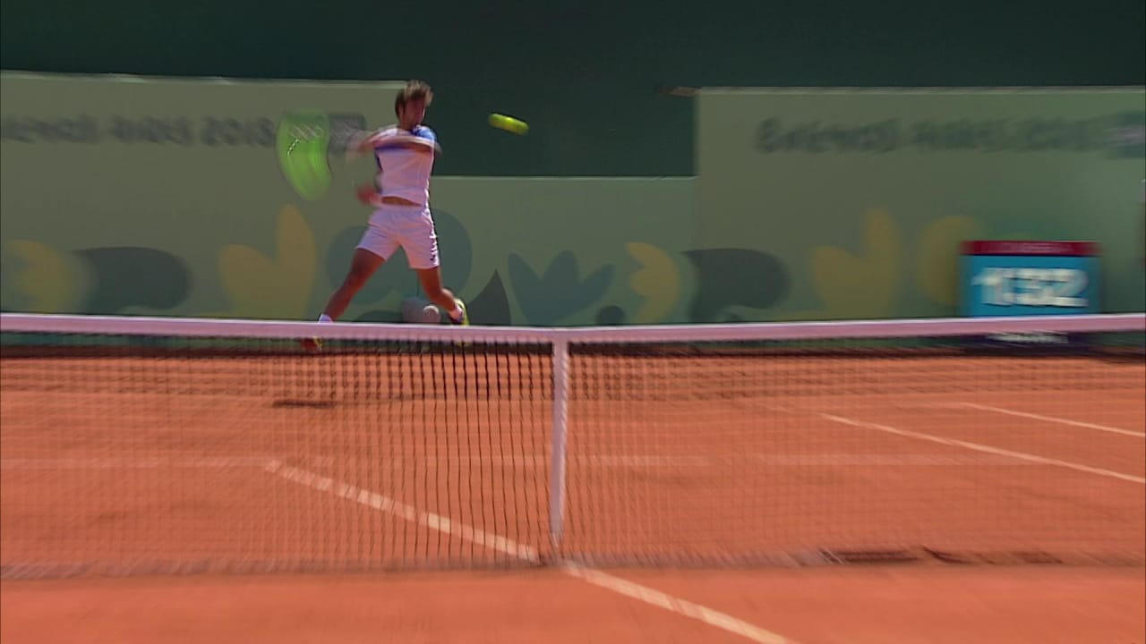 男子シングルス/女子ダブルス -1日目 -テニス|YOGブエノスアイレス2018