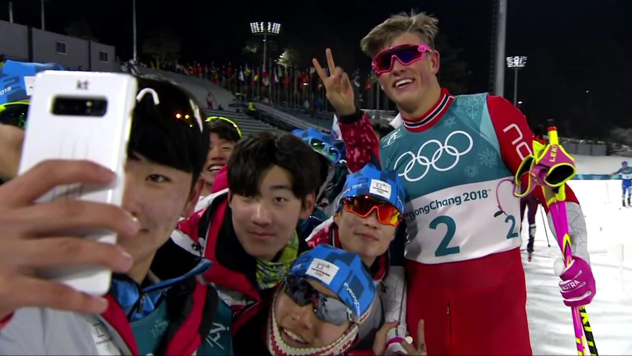 Men's Individual Sprint - Cross Country Skiing   PyeongChang 2018 Highlights