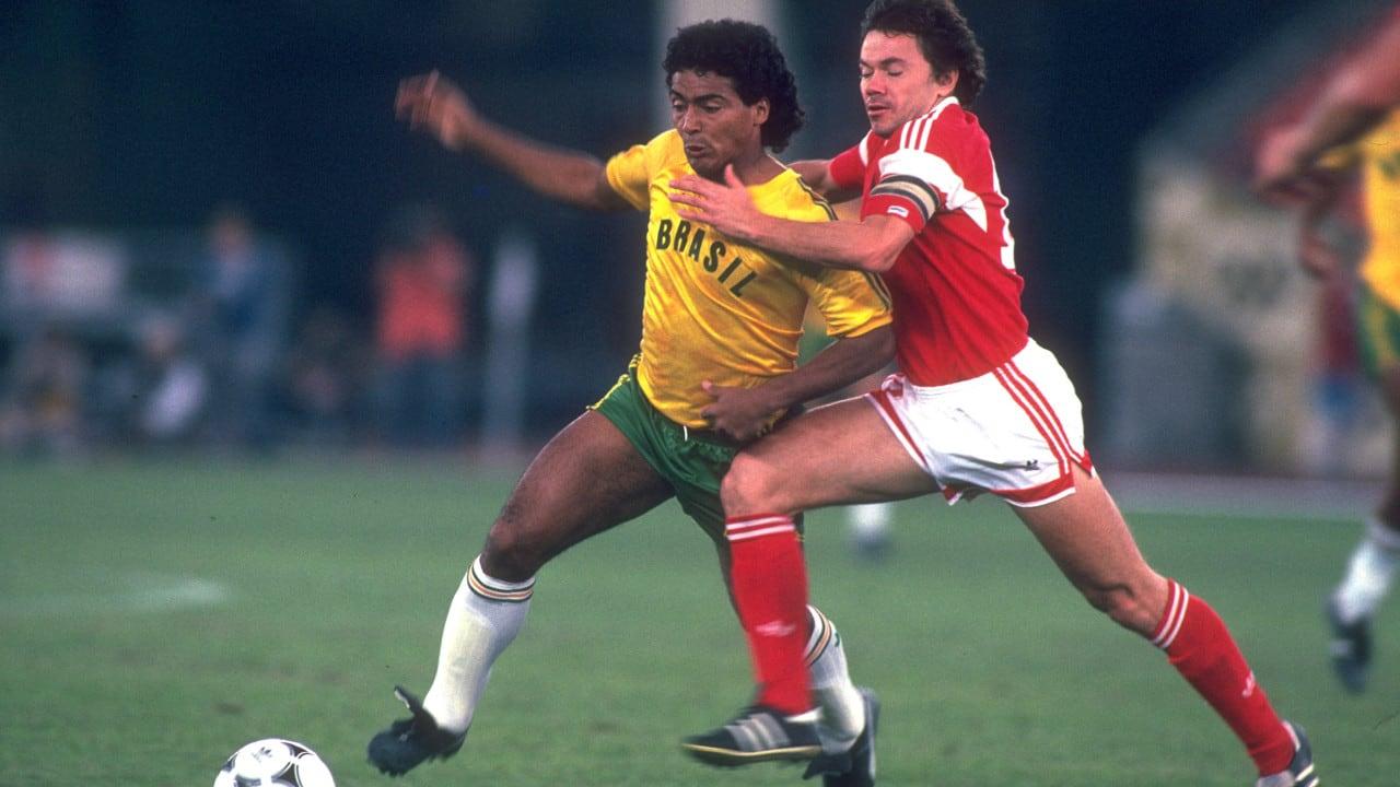ロマーリオがソウル1988で6試合7ゴール