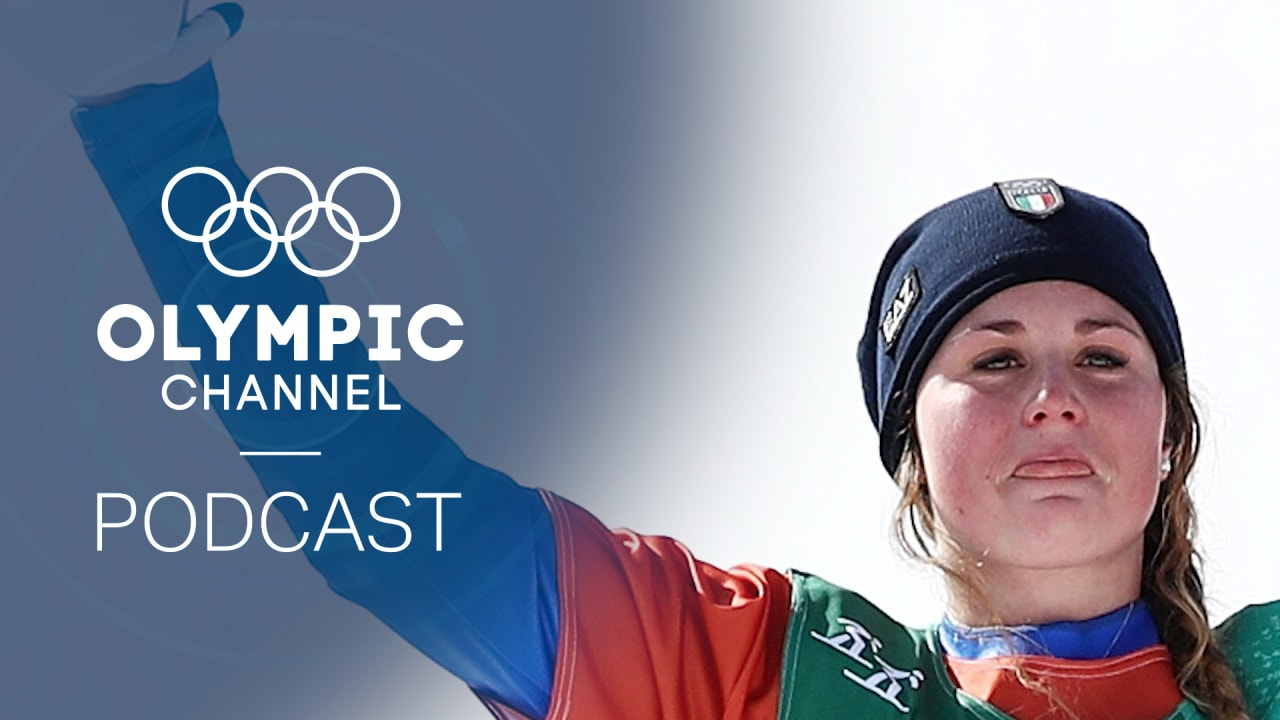 Podcast: How to come back from career-threatening injury with Michela Moioli