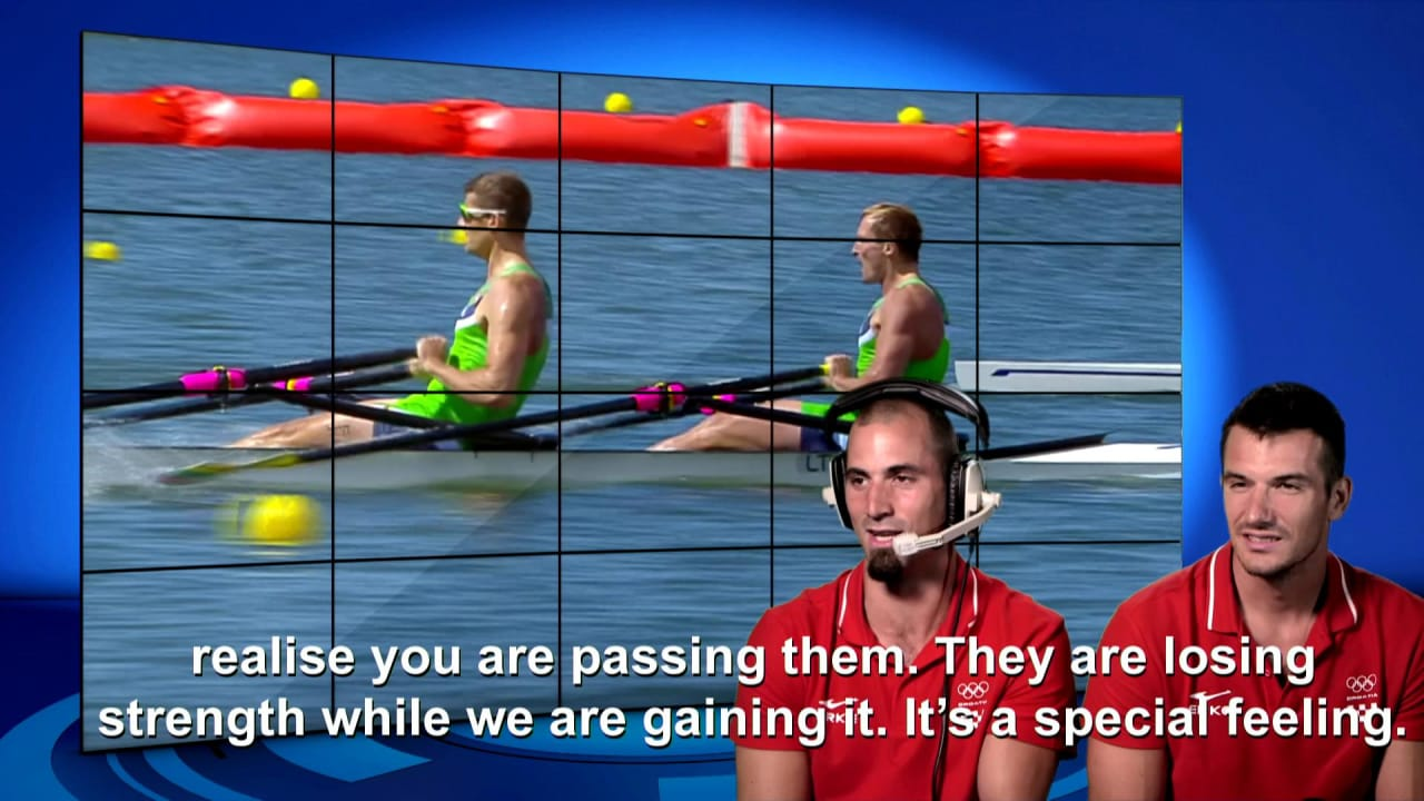 Martin & Valent Sinkovic | Rio 2016 | Take the Mic
