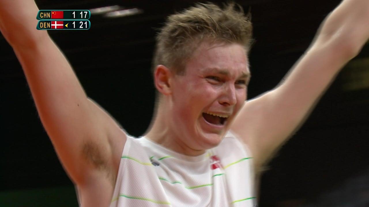 Badminton: Men's Singles Bronze Match | Rio 2016 Replays