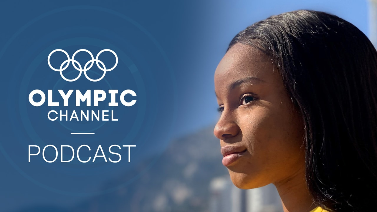 Podcast: Briana Williams – one of the fastest teenagers on the planet