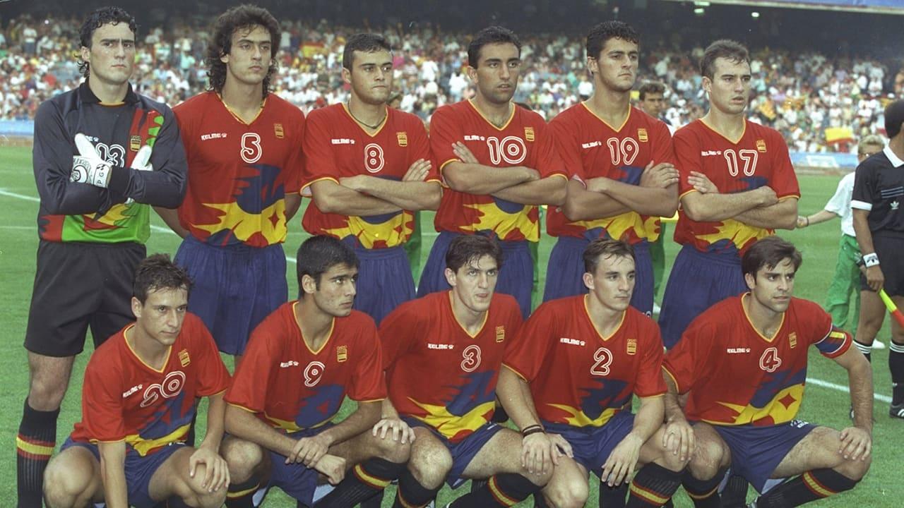 サッカー:男子決勝 | バルセロナ1992