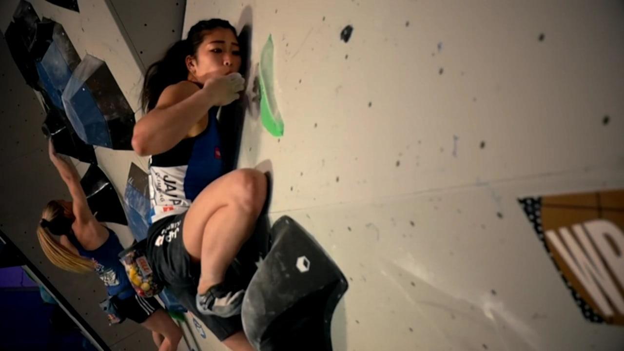 男子および女子スピード決勝 | IFSC世界選手権 - インスブルック