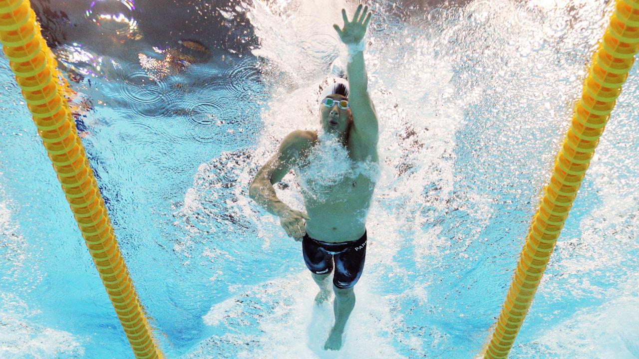 男子競泳の魅力