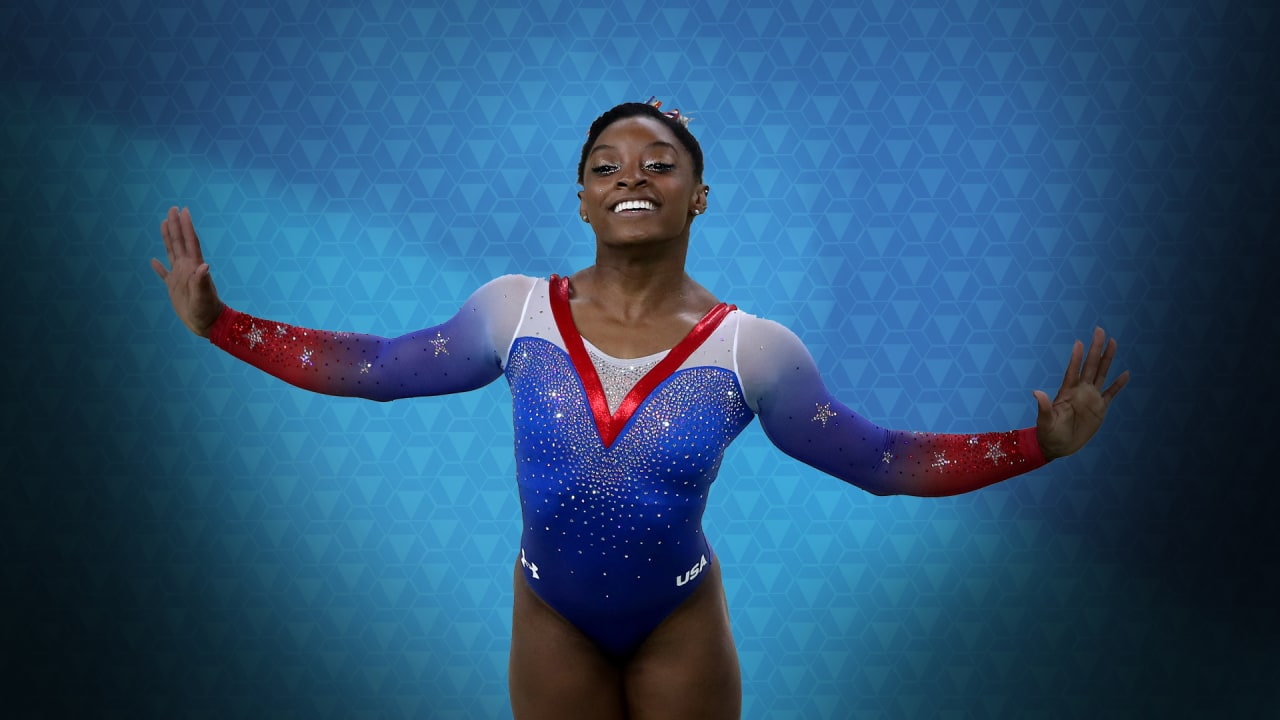 Simone Biles: How does the best in the world get better?