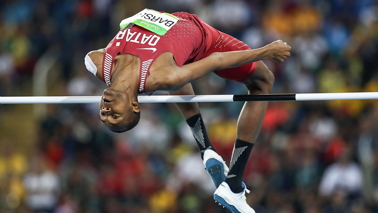 Quickfire: Barshim on bringing Qatar together