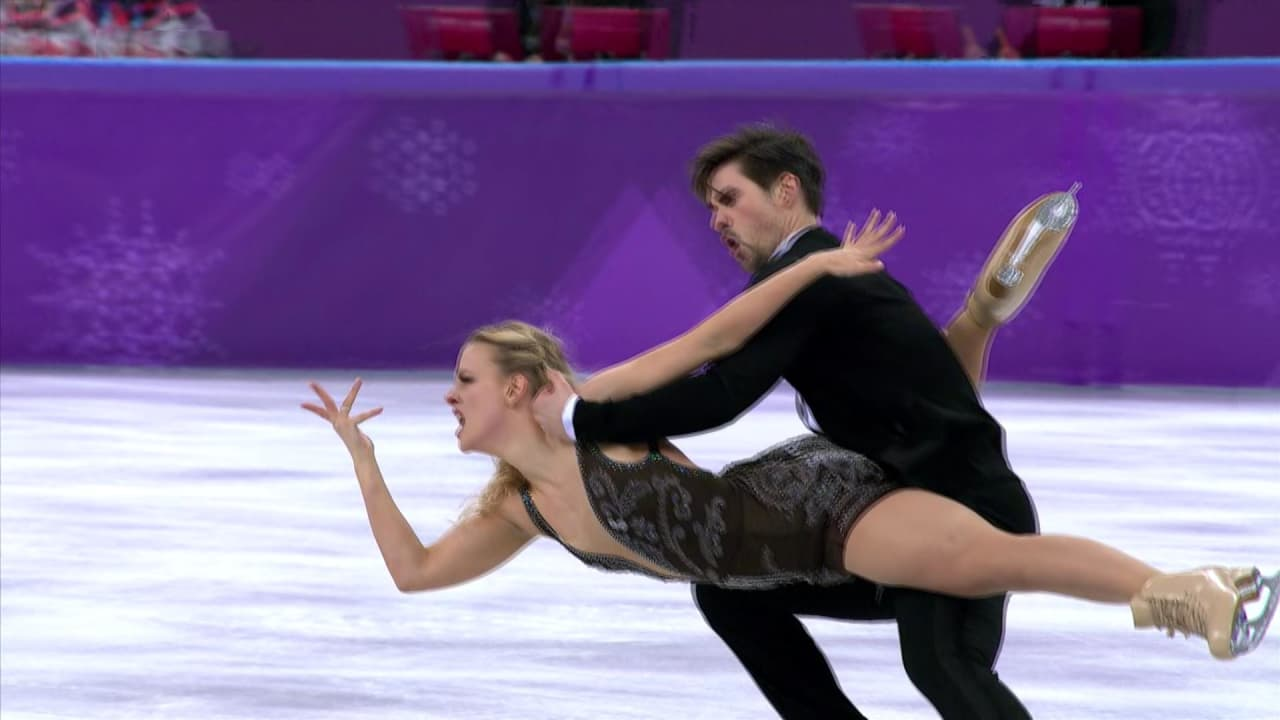 Hubbell and Donohue (USA) - 4th Place | Free Ice Dance