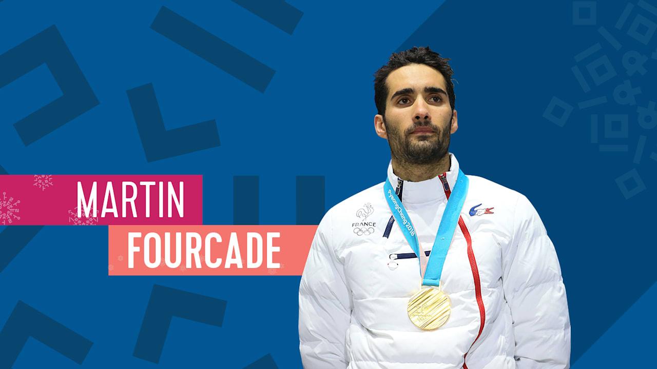 Martin Fourcade: My PyeongChang Highlights