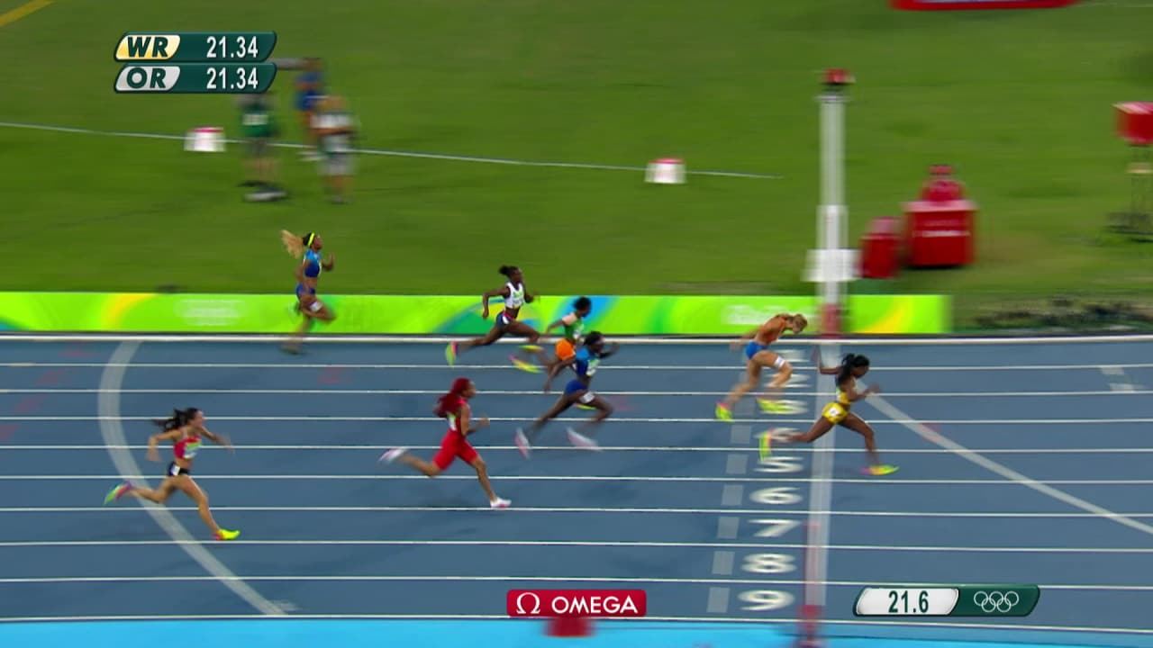 Thompson completes historic Olympic sprint double