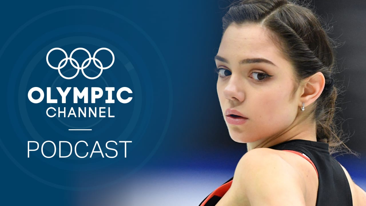 Podcast: Evgenia Medvedeva, Jason Brown, and Brian Orser