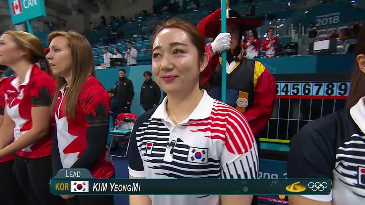 CAN v KOR (Round Robin) - Women's Curling | PyeongChang 2018 Replays