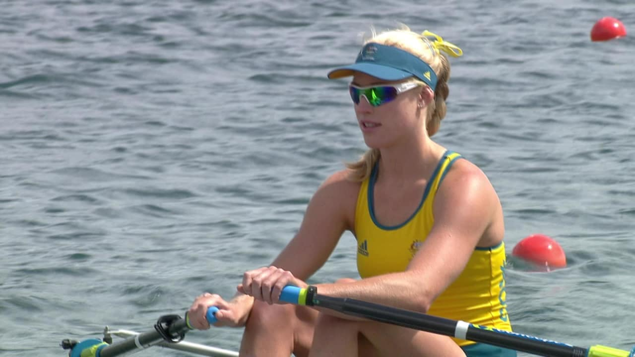 Single Sculls Women | Rowing @ London 2012